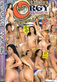 Orgy World: Brown & Round 2 Porn Movie