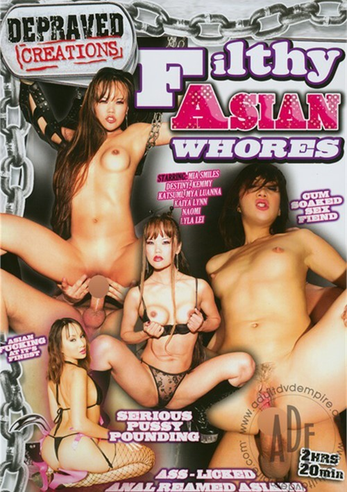 Filthy Asian Whores