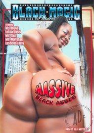 Massive Black Asses Porn Movie