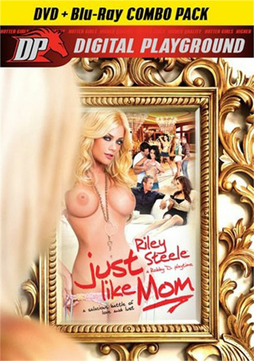 Just Like Mom (DVD + Blu-Ray Combo) Marcus London Digital Playground Couples