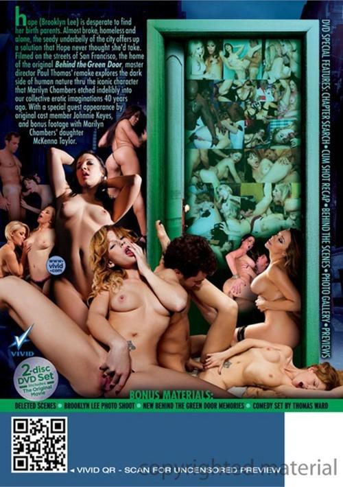 зазеленой дверью порно