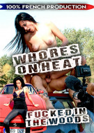 Whores on Heat Fucked in the Woods Porn Video