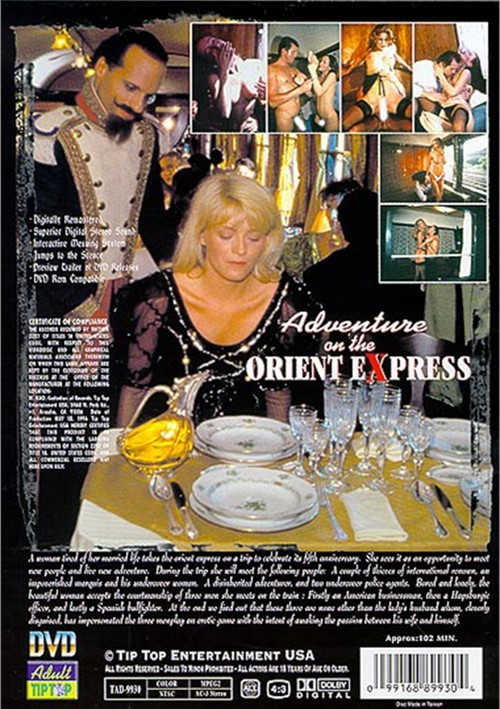 Adventures of orient express 1995 by luca damiano 9