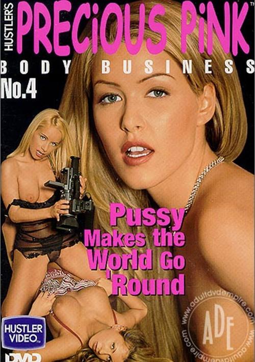 Hustler presious pink dvd