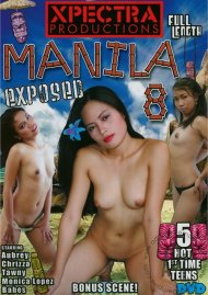 Manila Exposed #8 Porn Movie