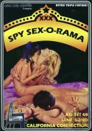 Spy Sex-O-Rama Porn Movie