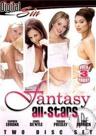 Fantasy All-Stars Porn Video
