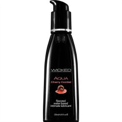 Wicked Aqua Cherry Cordial - 4 oz. Sex Toy