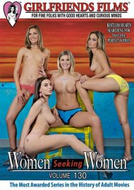 Women Seeking Women Vol. 130 DVD Image from Girlfriends Films.
