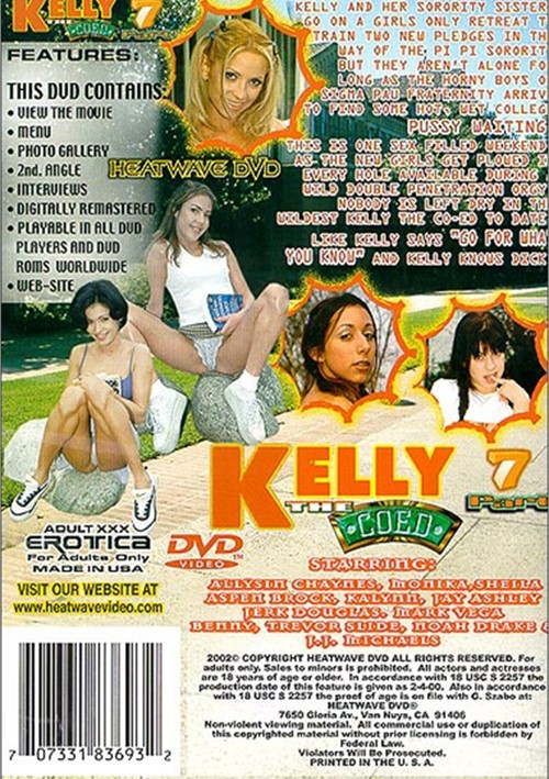 Kelly The Coed 111