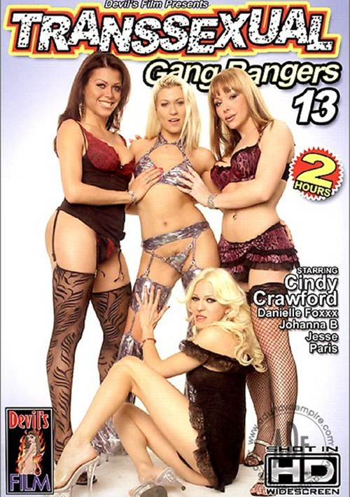 Transsexual Gang Bangers 94