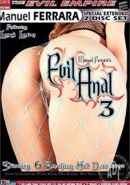 Evil Anal 3 Porn Movie