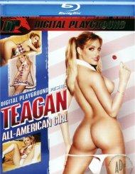 Teagan: All-American Girl Blu-ray