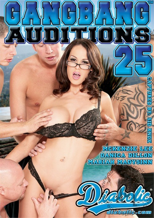 Gangbang Auditions #25