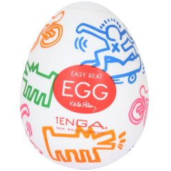 Limited Edition Tenga Egg - Keith Haring - Street Sex Toy