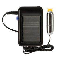 Solar Bullet - Black Sex Toy