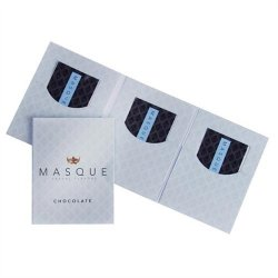 Masque Chocolate Sexual Flavors Wallet Singles - Pack of 3 Sex Toy