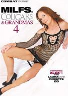 MILFS, Cougars, & Grandmas 4 Porn Movie