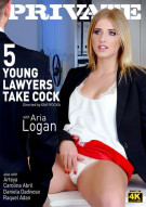 5 Young Lawyers Take Cock Porn Video