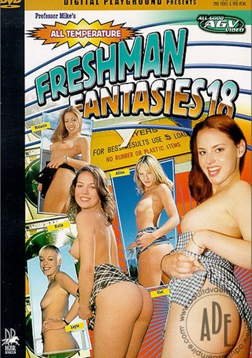 Freshman Fantasies 18 Alec Professor Mike Barry