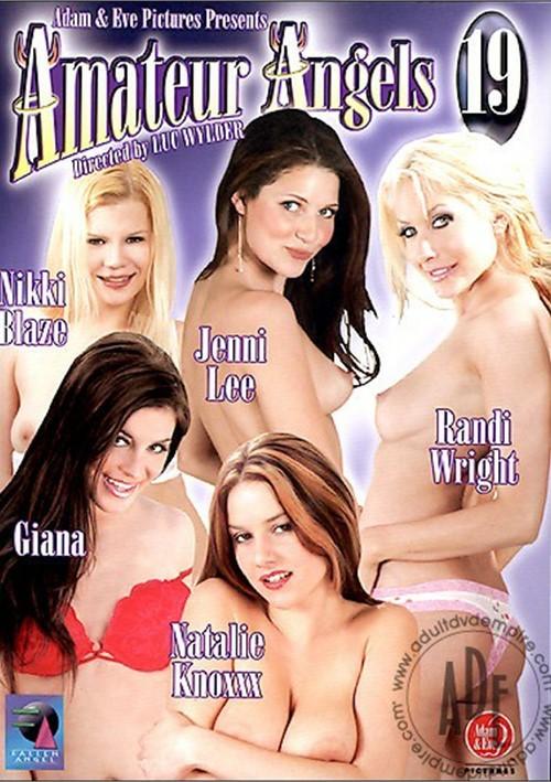 Amateur Angels 19 Luc Wylder Adam & Eve Randi Wright