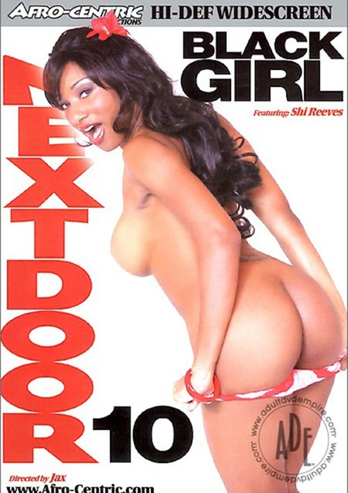 Black Girl Next Door 10