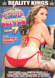 Monster Curves Vol. 7 Porn Video