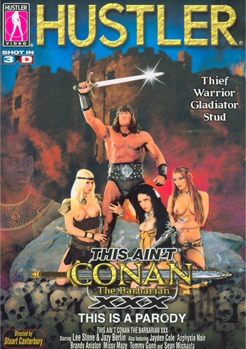 This Ain't Conan the Barbarian XXX 3D image