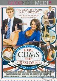 Here Cums The President Porn Movie