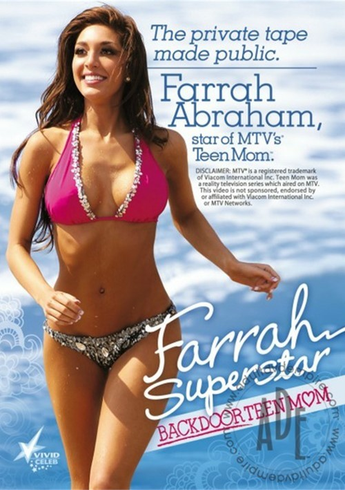 Farrah Superstar: Backdoor Teen Mom  image