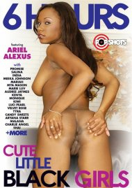 Cute Little Black Girls - 6 Hrs Porn Movie