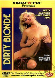Dirty Blonde Porn Video