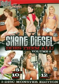Shane Diesel Does Them All! Vol. 8 Porn Video