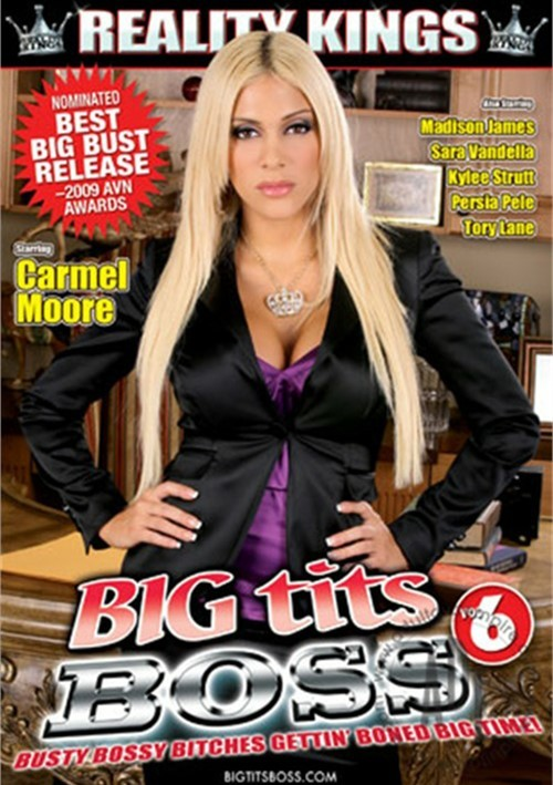 Big Tits Boss Vol. 6