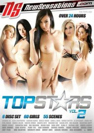 Top Stars Vol. 2 DVD porn movie from New Sensations.