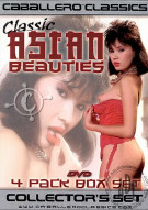 Classic Asian Beauties (4 Pack) Porn Movie