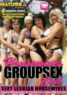 Housewives Groupsex Club Porn Movie