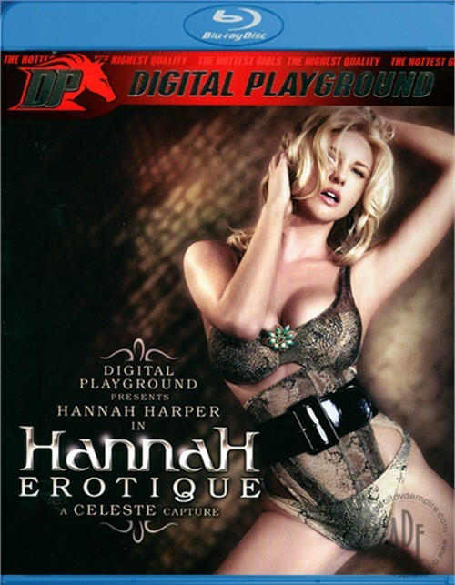 Hannah Erotique image