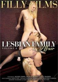 Lesbian Family Affair Vol. 4 Porn Movie