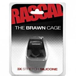 Rascal: The Brawn Cage - Black Sex Toy