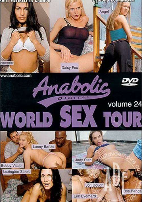 World Sex Tour 24