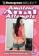 Amateur Anal Attempts 25 Porn Movie