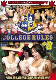 College Rules #5 Porn Movie