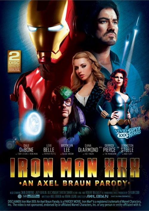 Iron Man XXX An Axel Braun Parody Full DVDRip