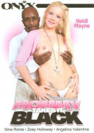 Mommy Takes It Black Porn Movie