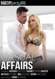 Casual Affairs DVD Image from BlueCity Pictures.