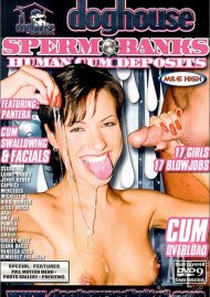 Sperm Banks: Human Cum Deposits Porn Movie