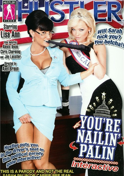 Getting split hustler nailin palin preview miss Christy Mack