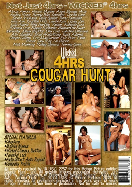 Cougar Likes Hunt 66