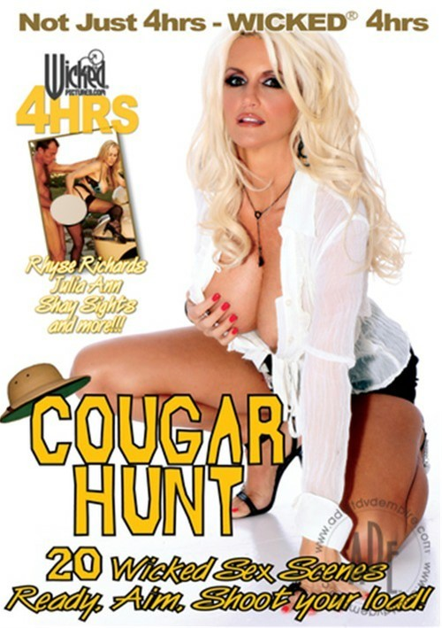 Cougar Likes Hunt 28